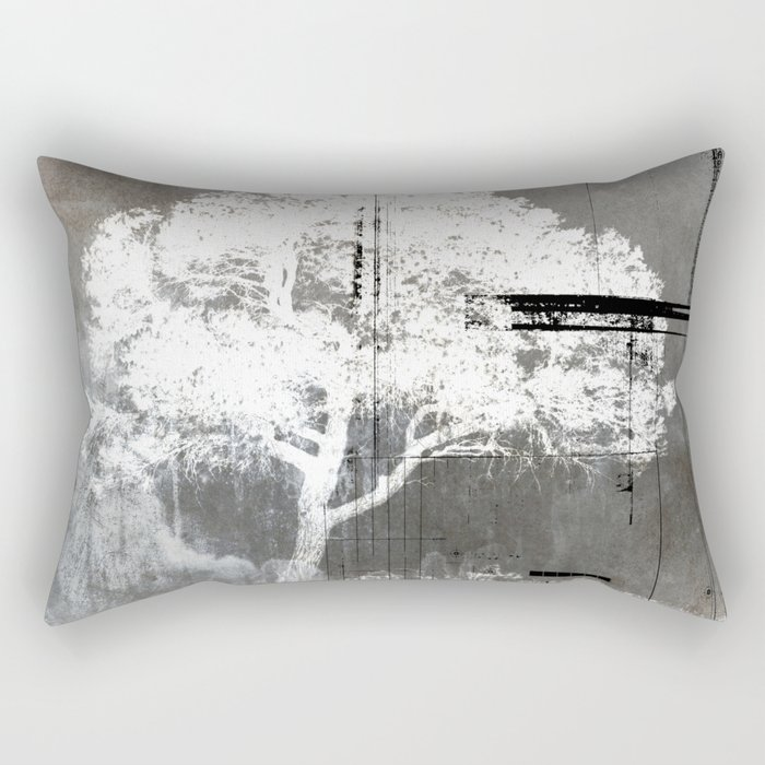 """""""THE SEED OF EXTINCTION"""" PART 2 Rectangular Pillow"""