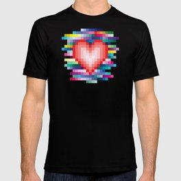 Mega ☐ Love T-shirt