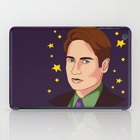 mulder iPad Cases featuring Mulder Yes by fin apollo