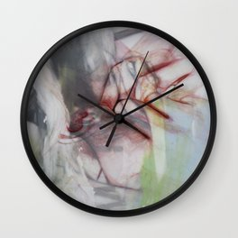 I'M TIRED Wall Clock