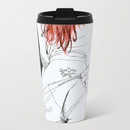 NUDEGRAFIA - 24 CARPE DIEM Travel Mug