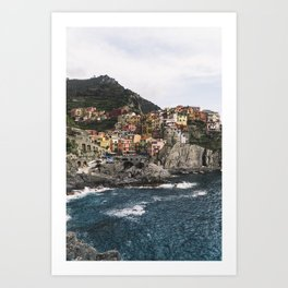 Italy 90 Art Print