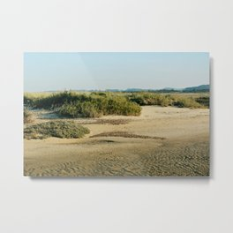 Stiffkey Salt Marshes Metal Print