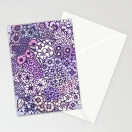 Faded Blossoms Stationery Cards