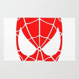 Web Head Spidey Rug