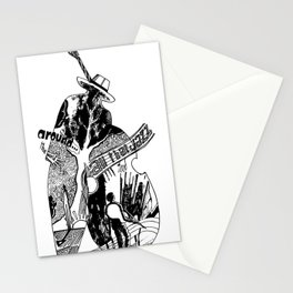 All that Jazz - 02 Stationery Cards