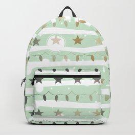 Golden Star Backpack