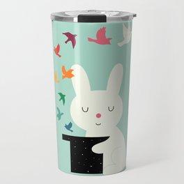Magic Of Peace Travel Mug