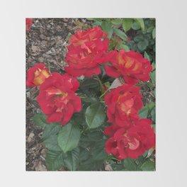Bella Bouquets Throw Blanket
