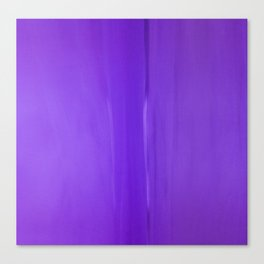 Abstract Purples Canvas Print