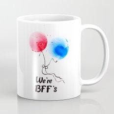 We're BFF's Mug