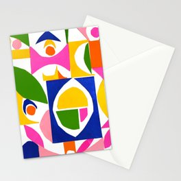 tango in the lemon tree ... Stationery Cards