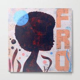 FRO Metal Print