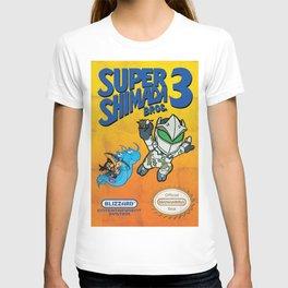 Super Shimada Bros 3 T-shirt