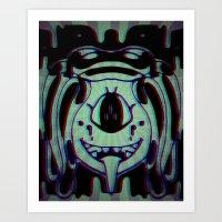 KBH Art Print