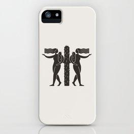Greco Cactus iPhone Case