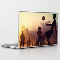 brasil Laptop & iPad Skins featuring Brasil by afzucatti