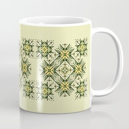shaman trance | tribal pattern Coffee Mug