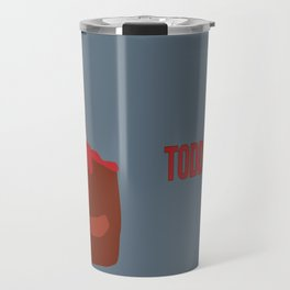 Todd Kraines v2 Travel Mug