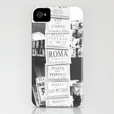Art tiles in Rome Slim Case iPhone (4, 4s)