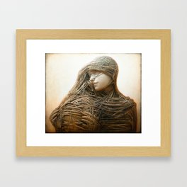 Attachment II Framed Art Print