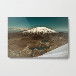 Views from Mount Ngauruhoe Metal Print