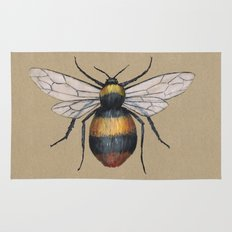Bumble Bee Rugs Home Decor