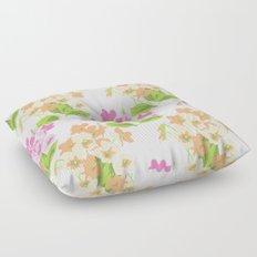 vintage 4 Floor Pillow
