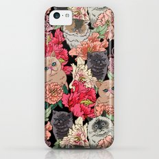 Because Cats iPhone 5c Slim Case