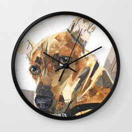 Jonesy Wall Clock