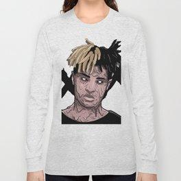 XXX-TENTACION Art V Long Sleeve T-shirt