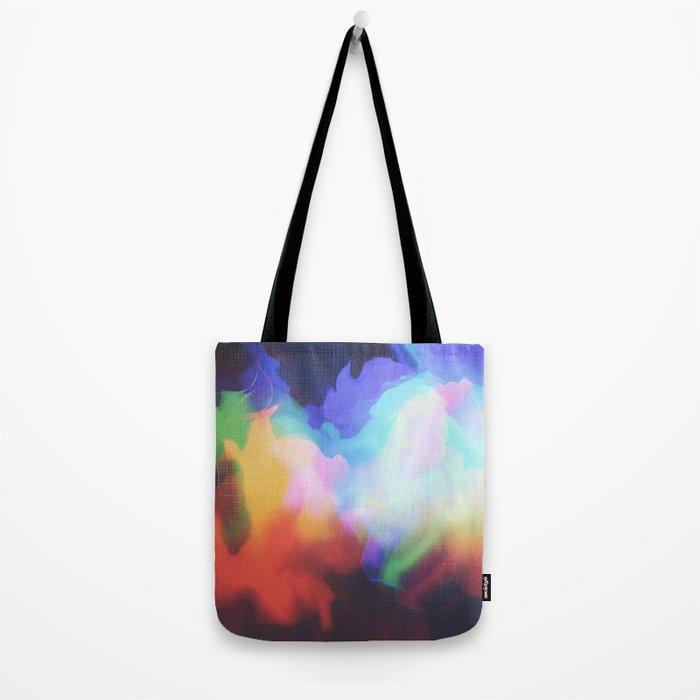 Glitch 03 Tote Bag