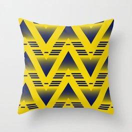 Arsenal 1991-1993 away Throw Pillow