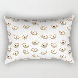Cherry Bakewell Rectangular Pillow