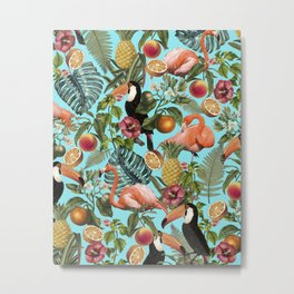 The Tropics || #society6artprint #society6 Metal Print