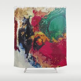 Constellation Shower Curtain