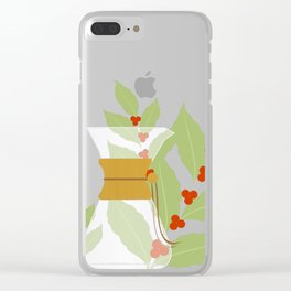 chemex Clear iPhone Case