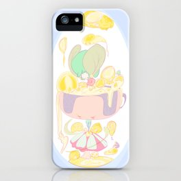 SOUP iPhone Case