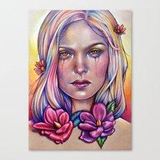 Overdose Chromatique Canvas Print