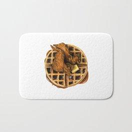 Chicken and Waffles Bath Mat