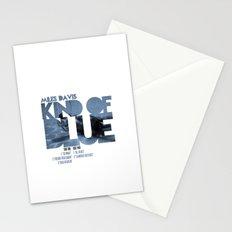 Kind Of Blue - Miles Davis / Album Cover Art LP Poster  Stationery Cards