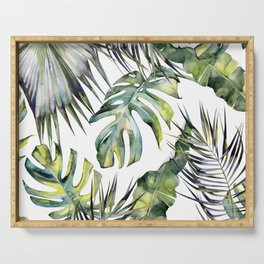 TROPICAL GARDEN 2 Serving Tray