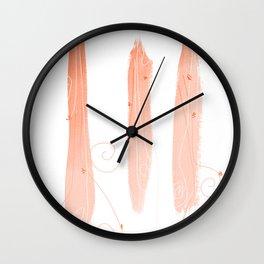 infiltration Wall Clock