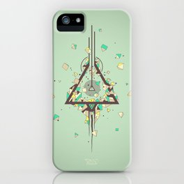 Discovering Higgs Boson iPhone Case