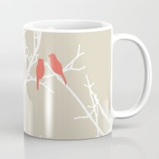 Bird on a Branch III Mug