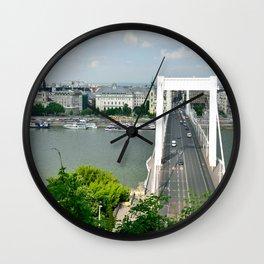 buda pest Wall Clock