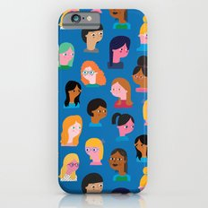 Girls iPhone 6s Slim Case