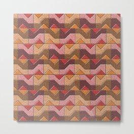 Geometrix 139 Metal Print