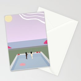 Lumière Ensemble Stationery Cards