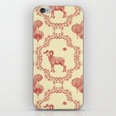 Year of the Ram iPhone & iPod Skin